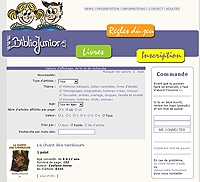 Virtual Library - Bibliojunior.ch